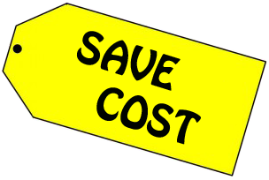 Save Cost